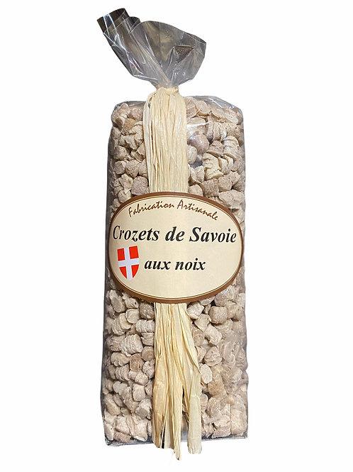 Crozets de Savoie aux noix