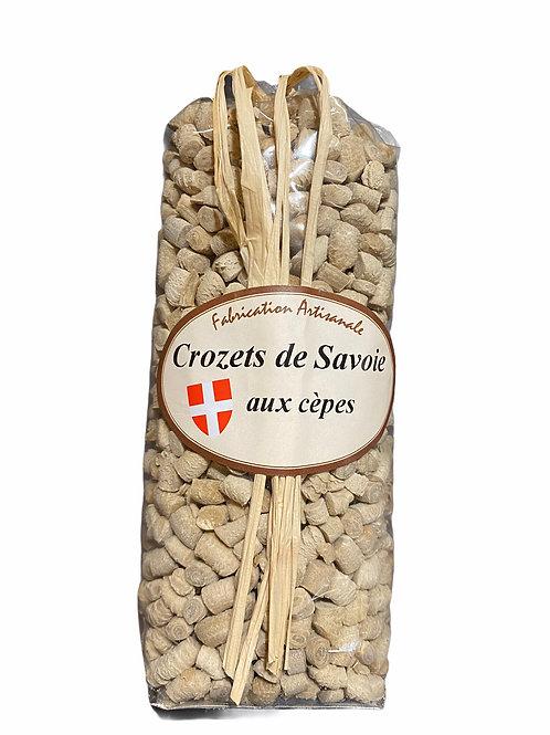 Crozets de Savoie aux cèpes