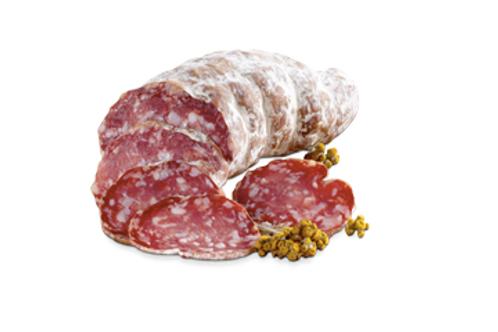 Saucisson au Génépi - 32,60 €/kg