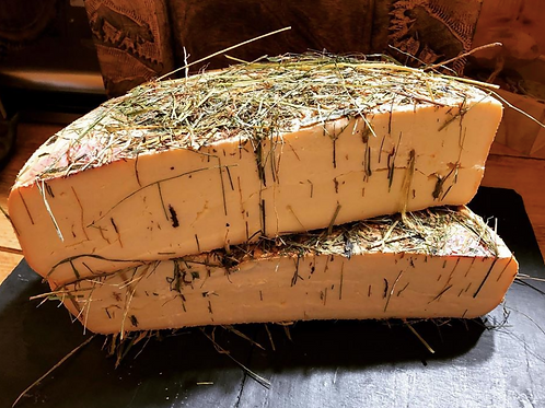 Raclette au foin - 25,10 €/kg