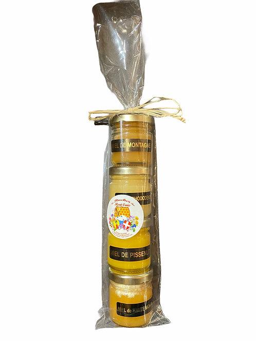 Ballotin de miels de Savoie
