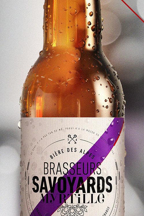 Bière myrtille BIO