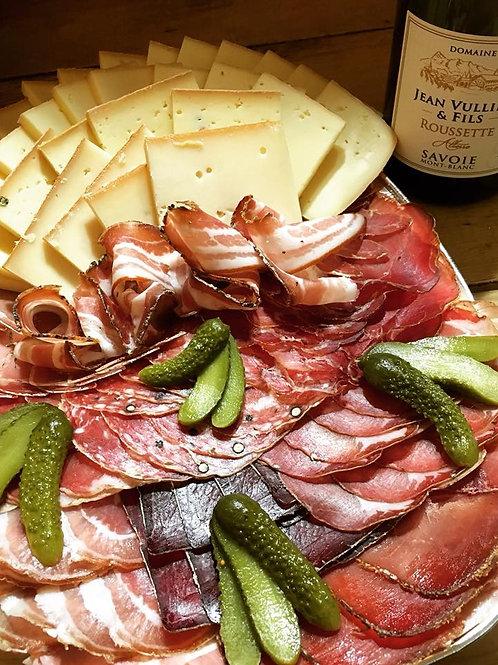 Raclette Montagnarde