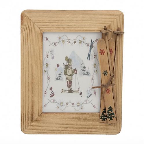 Copie de Boîte à thé en bois vieilli
