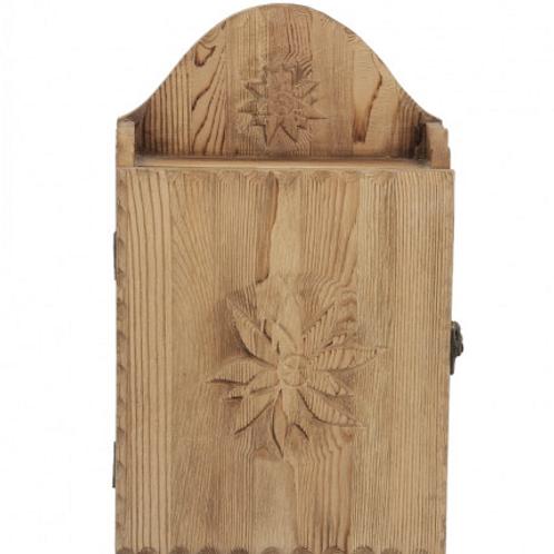 Boîte à clés en bois