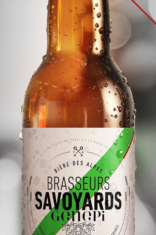 Bière génépi BIO
