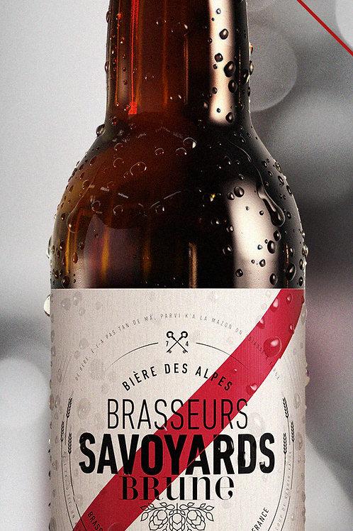 Bière brune BIO