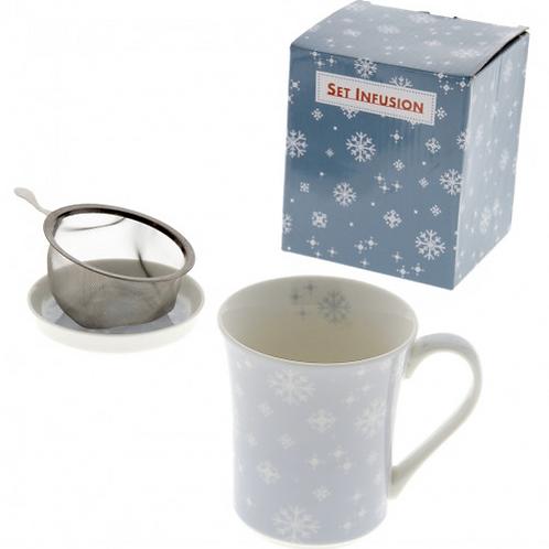 Boite mug infusion Flocons