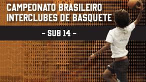 Campeonato Brasileiro Interclubes de Basquete - Sub 14