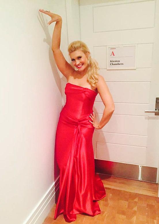 Kirsten Chambers Carnegie Hall Debut