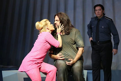 Kirsten Chambers as Foreign Princess in Rusalka