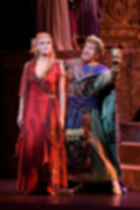 Kirsten Chambers as Salome