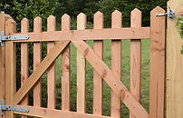 Cottage Gate