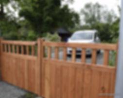 Brookmead Driveway Gates