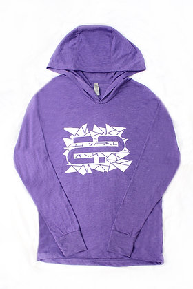 Men's Hoodie Purple Rush