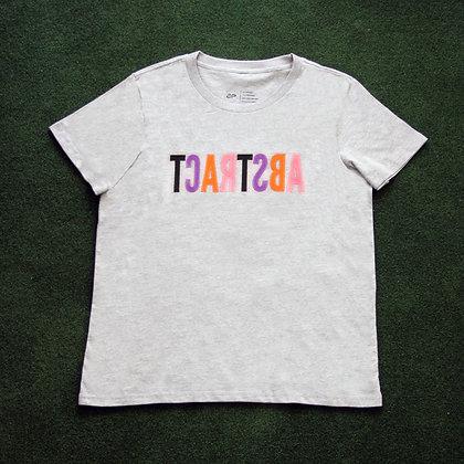 Season 6 women's grey embroidered shirt