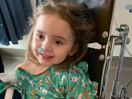 Iowa girl loses her vision after rare complication from the flu