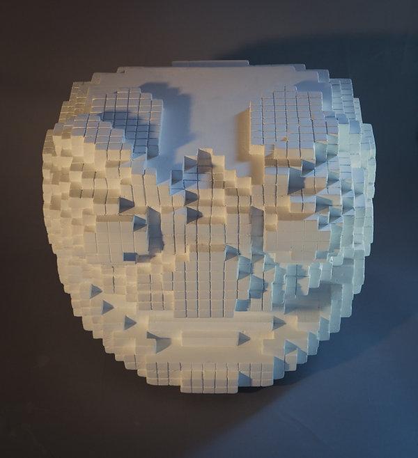 Centipede foam prototype