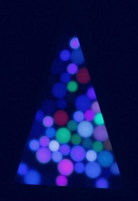 Bubble Trees LED Lights Pixel Animation
