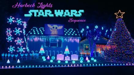 Star Wars Baby Yoda Christmas Lights