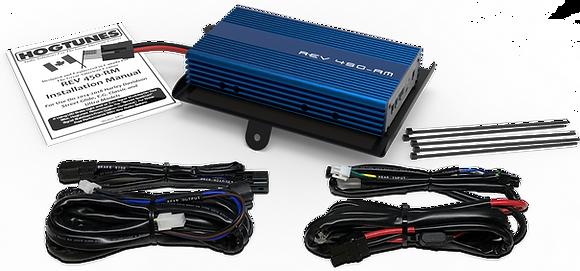 REV 450-RM 4 Channel Amplifier