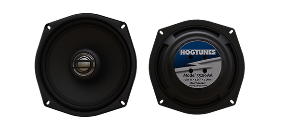 """352R-AA 5.25"""" 2 Ohm Replacement Rear Speakers"""