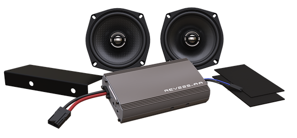 KVR Power KIT-XL Amp/Speaker Kit