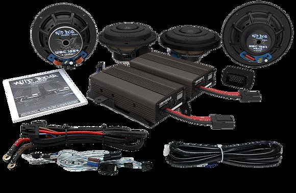 """WBA Ultra Kit """"SE"""" Amp/Speaker Kit"""