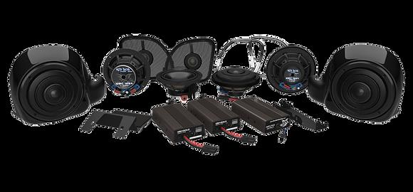 WBA Whole Hog RG Kit Amp/Speaker Kit