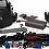 Thumbnail: WBA LC LWR KIT Amp/Speaker Kit for Liquid Cooled Lowers