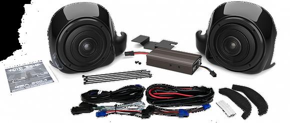 WBA LC LWR KIT Amp/Speaker Kit for Liquid Cooled Lowers