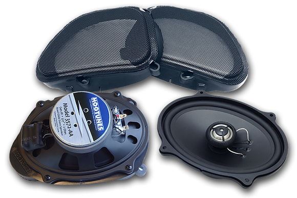 "3572-AA 5""x 7"" Replacement Front Speakers for Road Glide Models"