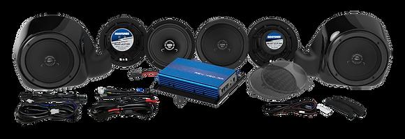G4 Limited-RM Amp/ 6 Speaker Kit