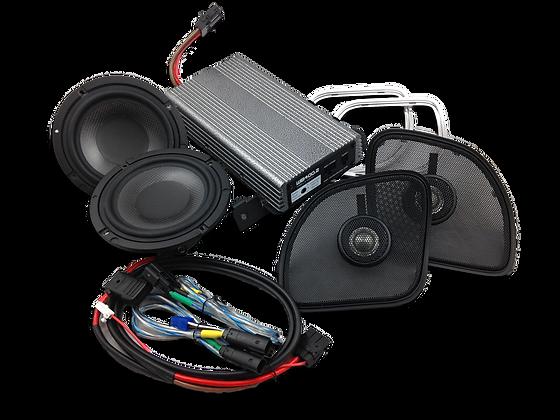WBARG KIT 400 Watt Amp/Speaker Kit