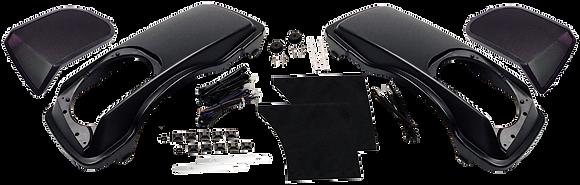 HT-LID Lid Saddlebag Lids For 6x9's