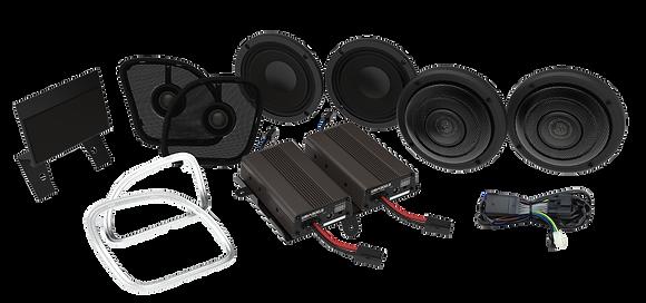 WBA Ultra Kit RG Amp/Speaker Kit