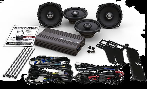 REV 450 U KIT-AA Amp Speaker Kit For Ultras