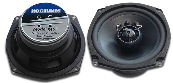 """356F 5.25"""" Replacement Front Speakers"""