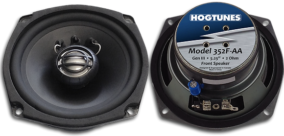 """352F-AA 5.25"""" Replacement Front Speakers"""