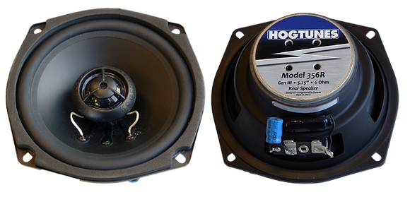 "356R 5.25"" 6 Ohm Replacement Rear Speakers"