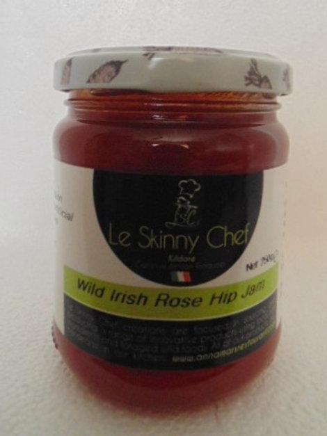 Wild Irish Rose Hip Jam