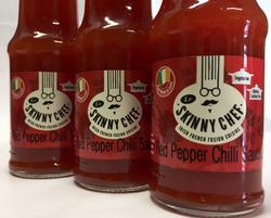 Red Pepper Chilli Sauce