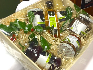 Customised Hamper Ordering Now Available
