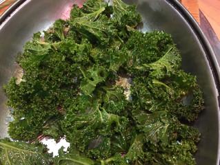 Crispy Kurly Kale