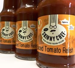 Spiced Tomato Relish
