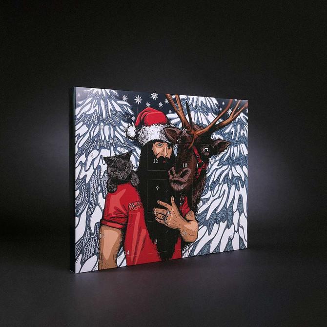 Gewinne einen limitierten blackbeards Adventskalender!
