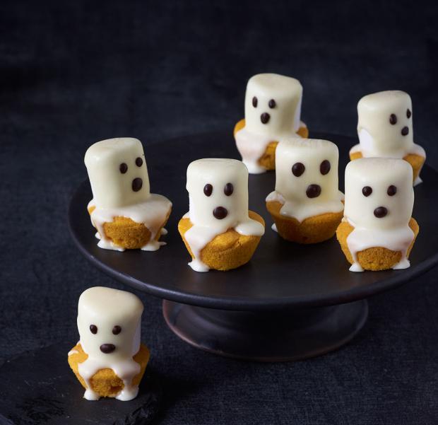 Wie wir uns den Halloween versüßen
