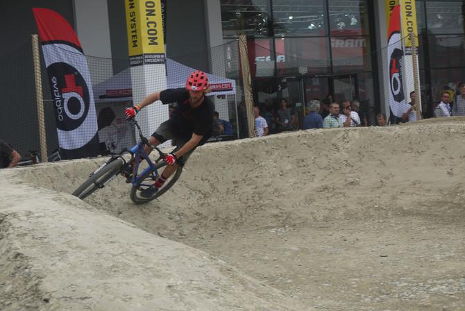 Besuch auf der Fahrradmesse Eurobike in Friedrichshafen