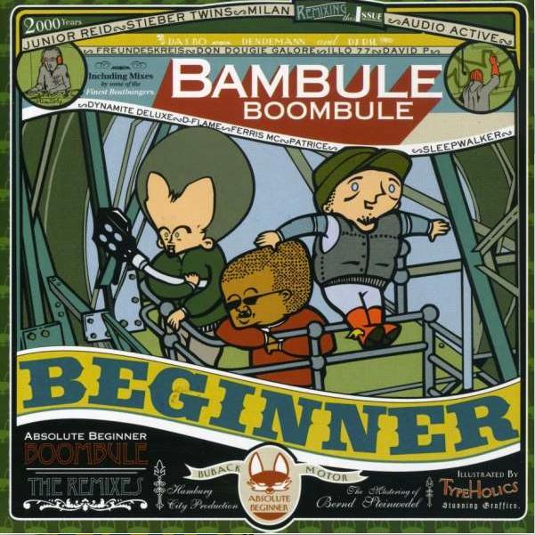 ABSOLUTE BEGINNER - Boombule Reissue