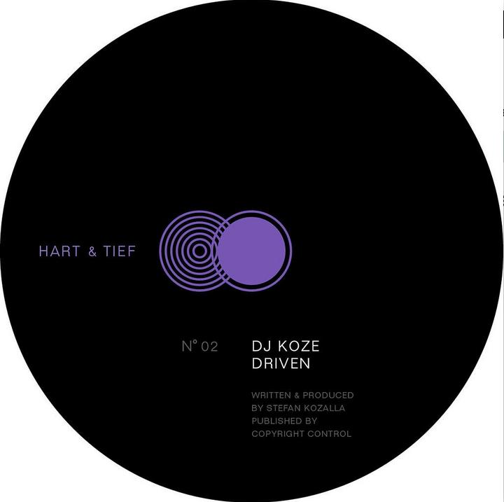 DJ KOZE - Driven